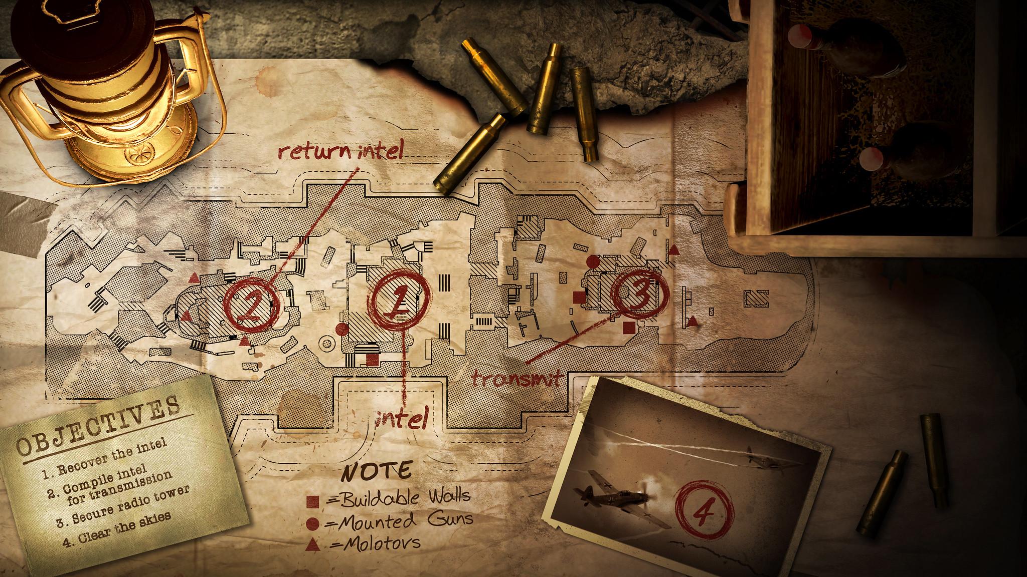 Call of Duty: WWII – Operation Husky