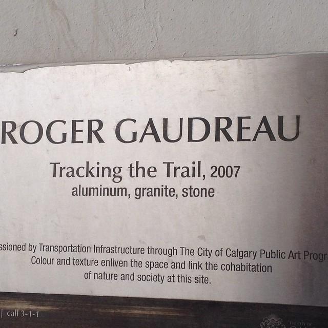YYC Pathways Bow River YYC  Roger Gaudreau