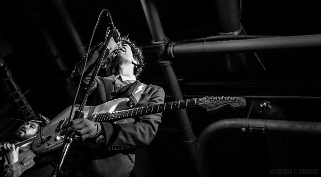 Albert Hammond Jr. at U Street Music Hall, Washington, D.C., 3/27/18