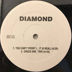 DIAMOND:DIAMOND JEWELZ(LABEL SIDE-B)