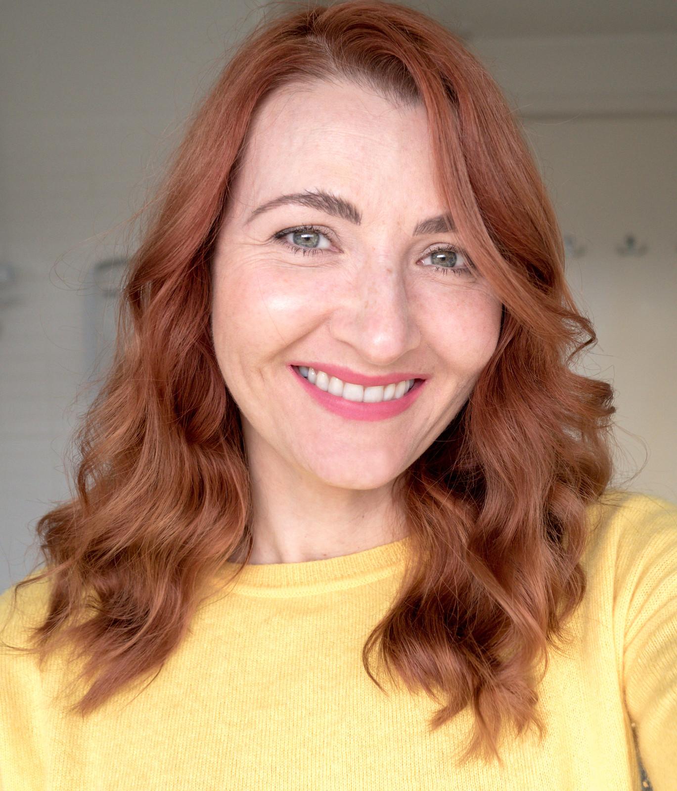 How Becoming a Redhead Boosted My Confidence \ red hair \ ginger hair \ copper hair | Not Dressed As Lamb, over 40 fashion and beauty