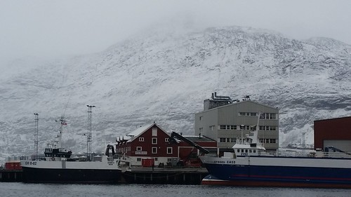 Frozen Nuuk