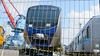 Two MRT Trains Arrive in Tanjung Priok Port