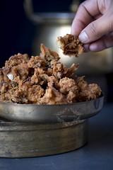 Vengaya Pakoda | Onion Pakoda