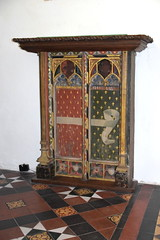 rood screen panels