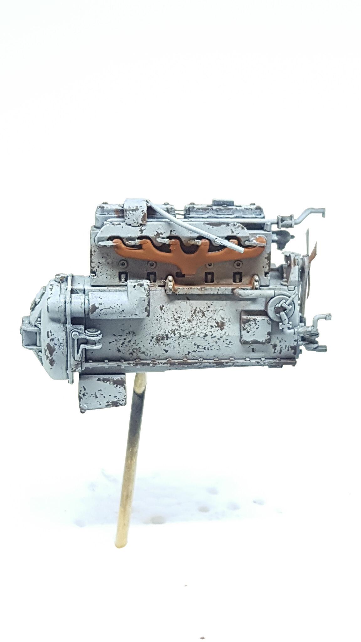 Thunder Models 1/35 TRMU30/TRCU 30 Tank Transporter 40703228874_c8896f94e6_k