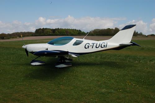 G-TUGI Czech Aircraft Works SportCruiser (LAA 338-14786) Popham 030510