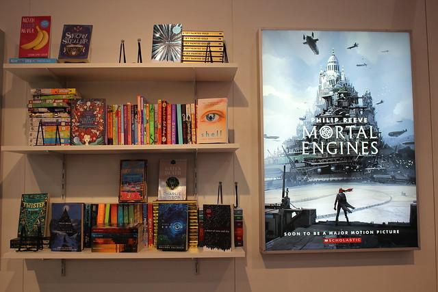 Scholastic - London Book Fair 2018