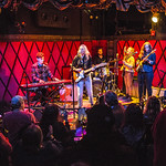 Wed, 28/02/2018 - 8:51pm - Lissie and her band perform for WFUV Radio at Rockwood Music Hall in New York City, 2/28/18. Hosted by Eric Holland. Photo by Gus Philippas/WFUV