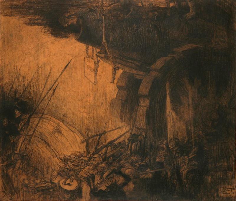 Jules De Bruycker - Culture,  1916