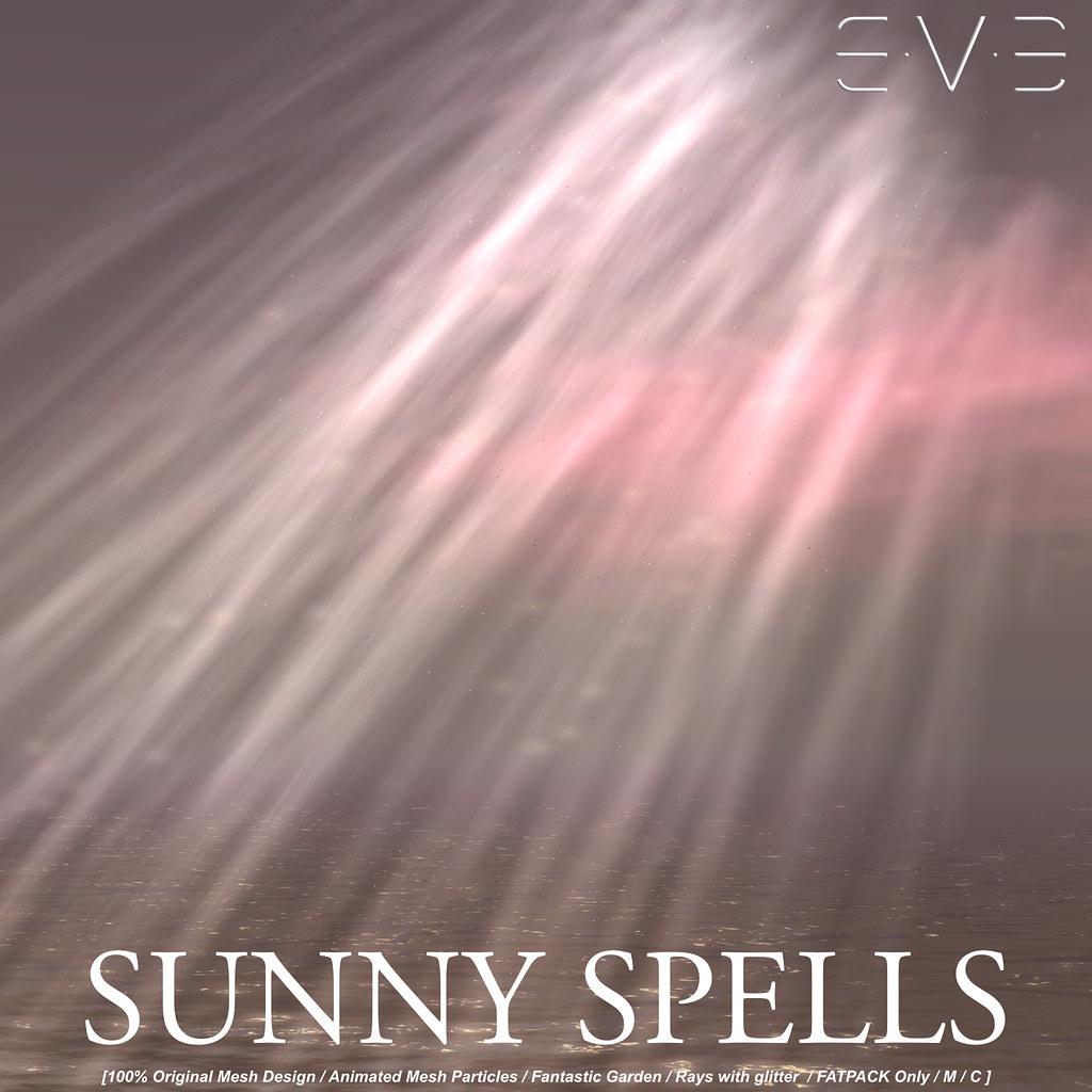 E.V.E Sunny Spells