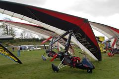 G-MZLW Solar Wings Pegasus [7440] Popham 020509