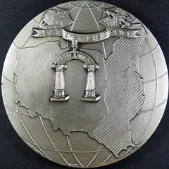 Kupolski medal reverse