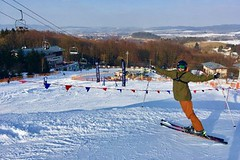 SNOW tour: Monínec – opravdová sjezdovka hodinu od Prahy