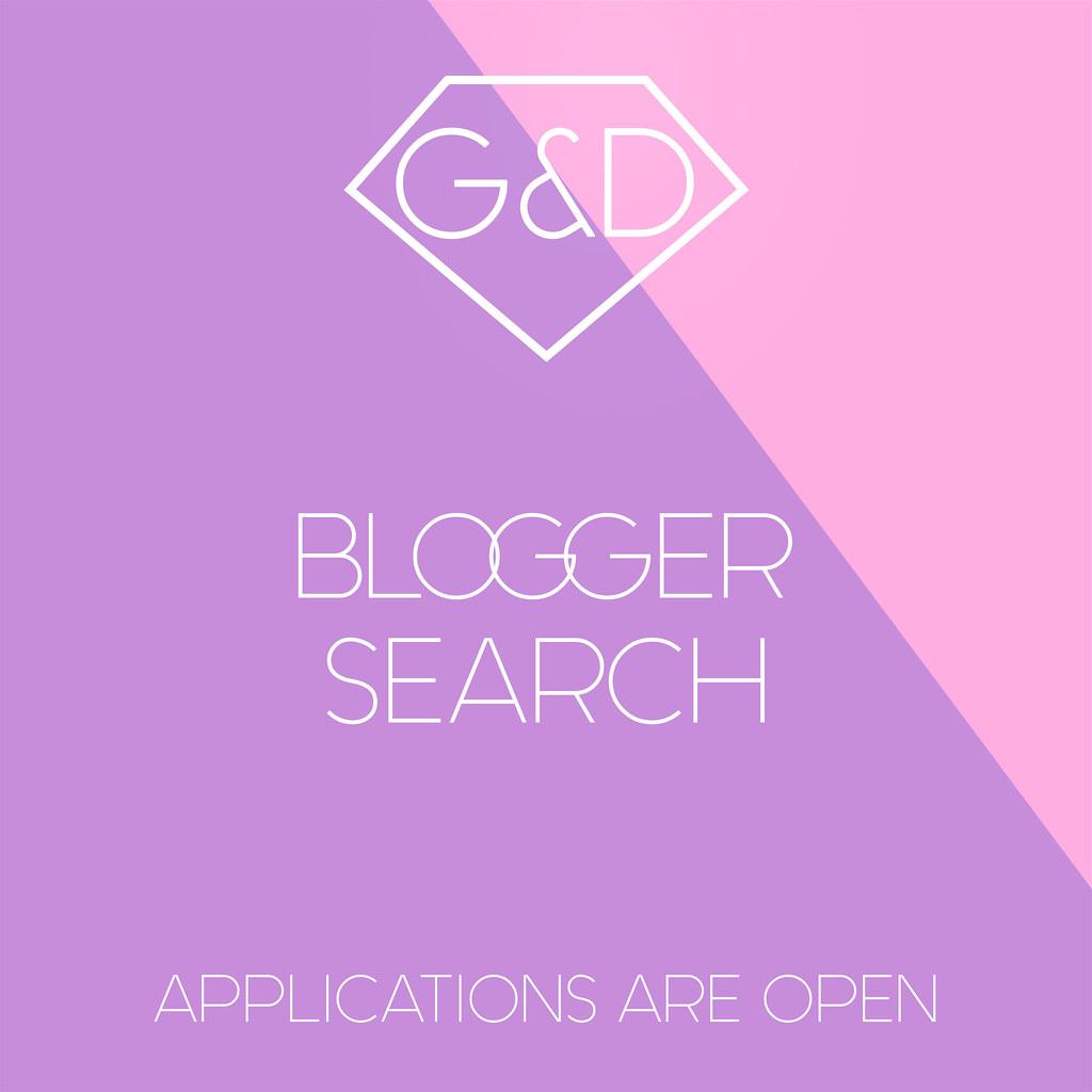 G&D Blogger app - TeleportHub.com Live!