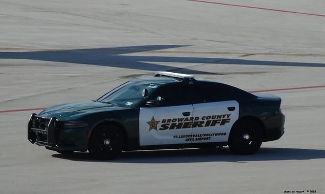 Broward County FL Sheriff - Dodge Charger (1)