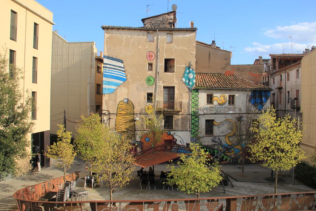 Street art, Olot