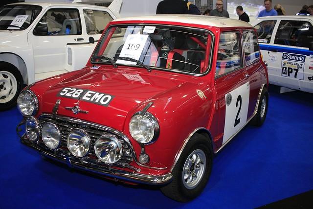 529 EMO 1965 Morris Mini Cooper S