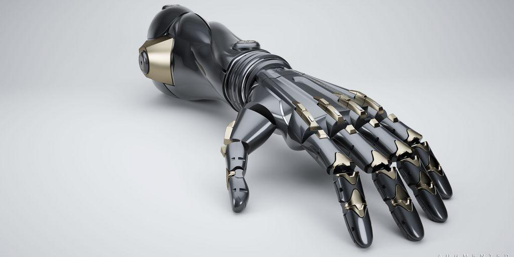 Le dernier bras imprimé en 3D d'Open Bionics sera en vente le mois prochain