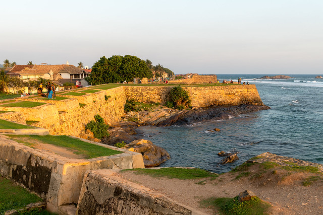 Fortification of Galle