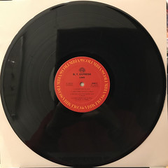 B.T. EXPRESS:1980(RECORD SIDE-B)