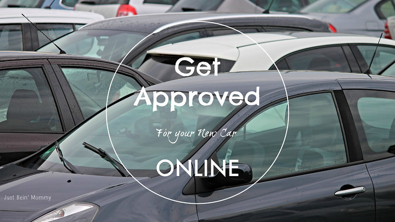 Get Approved for your new car ONLINE