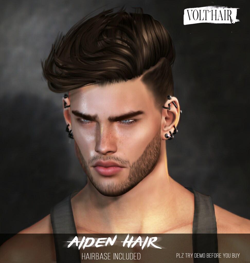 Aiden hair - TeleportHub.com Live!
