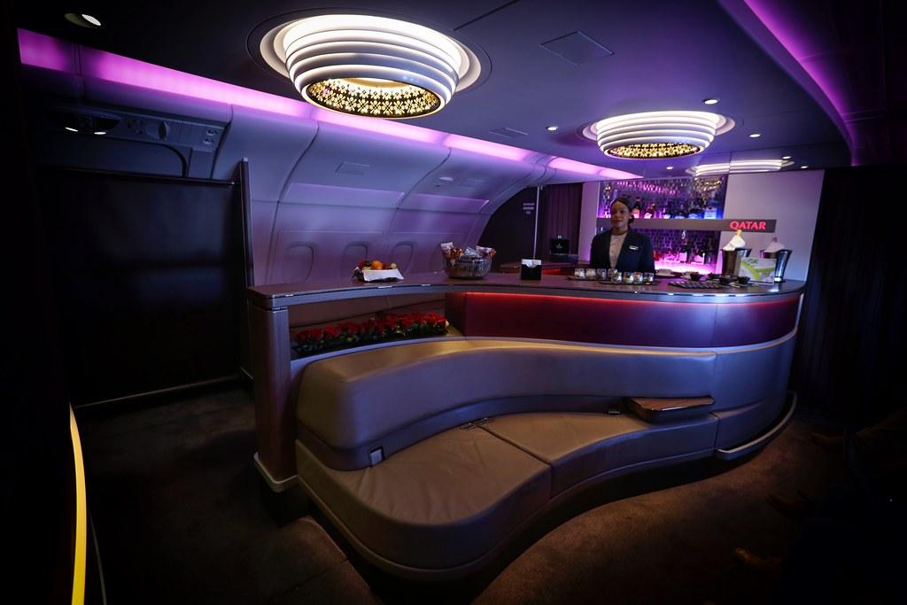 Qatar A380 First Class 53