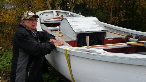 Zachs boat