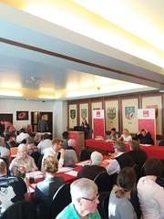 Parteitag der SPD Harburg 21.4.18