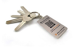 SquareTag on keys