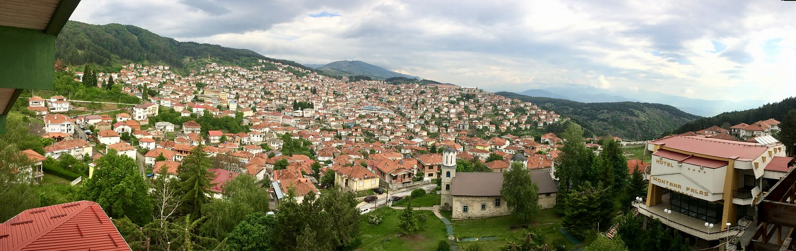 201705 - Balkans - Kruševo Town from Above - 51 of 101 - Krushevo, May 27, 2017