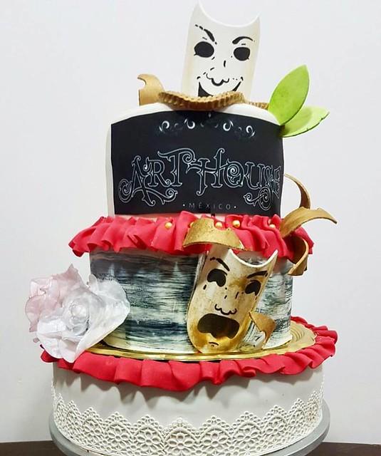 Cake by Alma Dulce Café