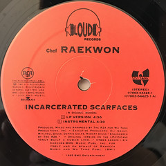 RAEKWON:ICE CREAM(LABEL SIDE-B)