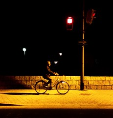 Serenade on two wheels