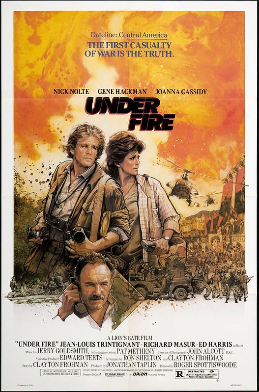 Under Fire - Poster 1