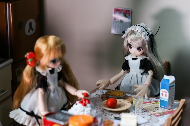 [Azone Lil'Fairy] Bienvenue au Maid Café ~~ - Page 2 27155768147_36e390d32c_z