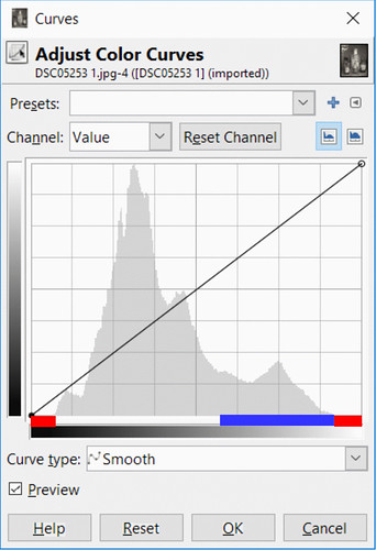 Processed Curve Example End ResultColorized