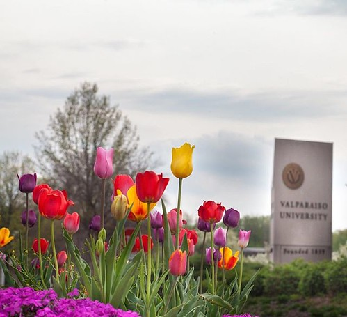 Happy Mother's Day to all of our Valpo moms, grandmothers, and mother-figures!