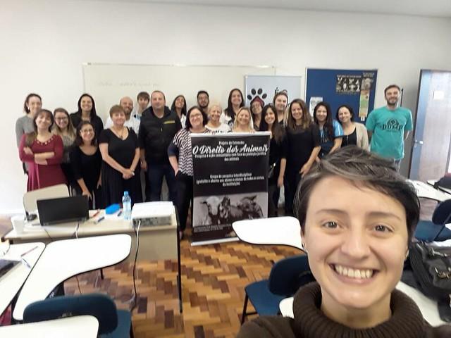 Debate: Direitos dos Animais: uma compreensão a partir da dinâmica dos atores em luta no campo jurídico brasileiro