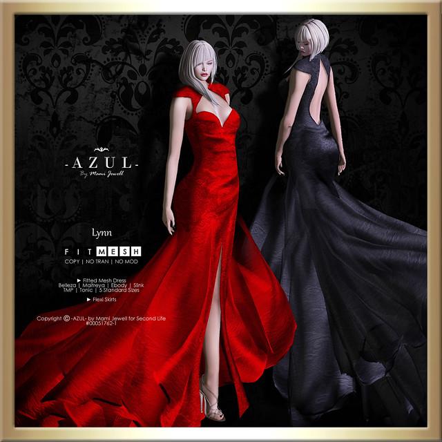 (AD) -AZUL- Lynn