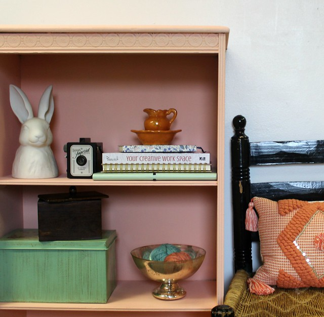 Shelf in Apricot