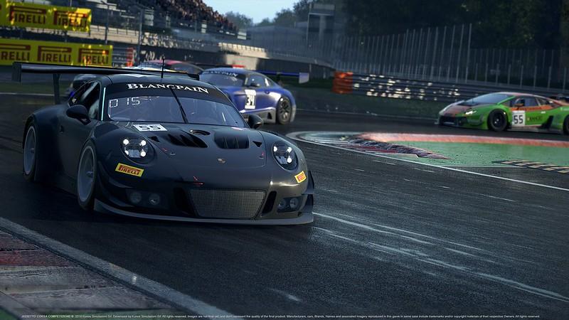 Assetto Corsa Competizione - Blancpain Endurance @ Monza
