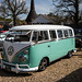 Kersey Mill, Drive It Day-VW Campervan