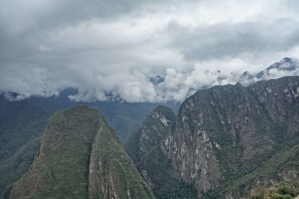 Cuzco - Machu Picchu - Mountain 2