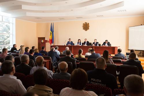 07.05.2018 Andrian Candu - întâlnire cu primarii și agenții economici din raionul Cahul și Cantemir