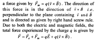 NEET AIPMT Physics Chapter Wise Solutions - Moving Charges and Magnetism explanation 39.1