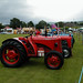 Antique Tractors at the Highland Games