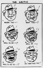Rugby League Critic, 1936