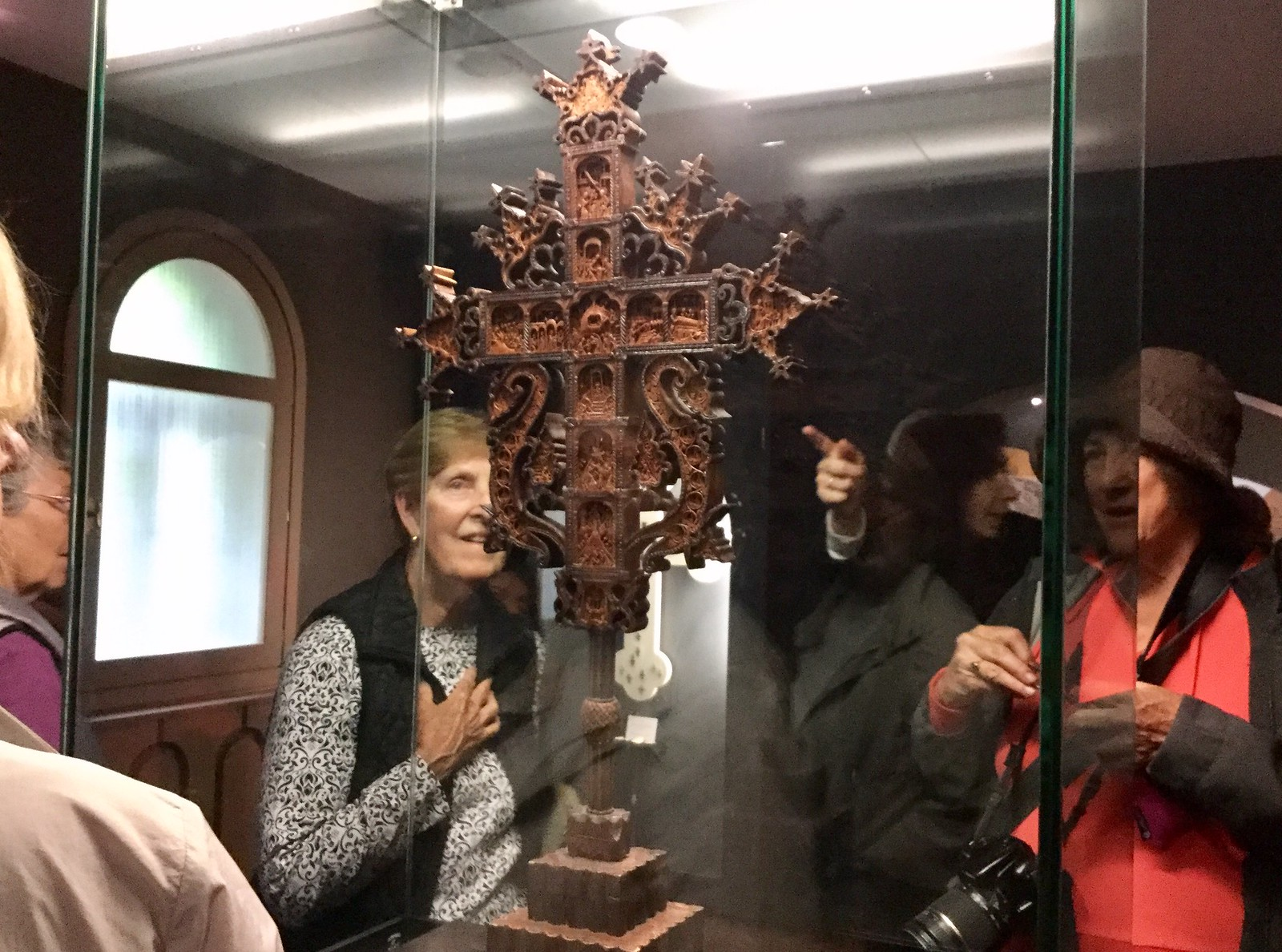 201705 - Balkans - Hand-Carved Cross - 47 of 101 - Rila Monastery - Rilski manastir, May 26, 2017
